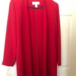 Beautiful red coat